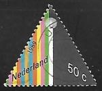 Stamps of the world : Netherlands :  Navidad velas
