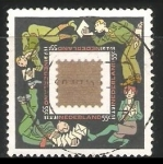 Stamps Netherlands -  Navidad cartas