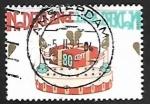 Stamps Netherlands -  Aniversarios