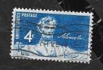 Stamps : America : United_States :  659 - 150 Anivº del nacimiento de Abraham Lincoln