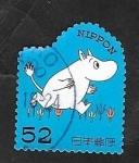 Stamps : Asia : Japan :  6998 - Moomin