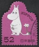 Stamps : Asia : Japan :  6996 - Moomin