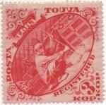 Sellos del Mundo : Europa : Rusia : Touva Y & T Nº 41