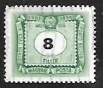 Stamps Hungary -  Porto 1903 1953