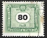 Stamps of the world : Hungary :  Porto 1903 1953