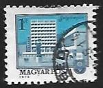 Sellos de Europa - Hungría -  Salgótarján