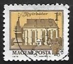 Sellos de Europa - Hungría -  Nyírbátor