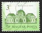 Sellos de Europa - Hungría -  Palacio Savoy