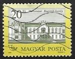 Sellos de Europa - Hungría -  Brunswick Palace