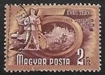 Stamps Hungary -  Soldado
