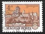 Sellos de Europa - Hungría -  Esztergom