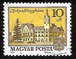Stamps Hungary -  Kiskunfélegyháza