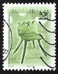 Stamps Hungary -  Muebles de diseño antiguos