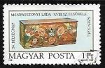 Stamps Hungary -  54th. dia del sello