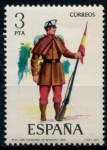 Sellos de Europa - España -  ESPAÑA_SCOTT 2022 $0,2