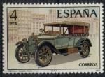 sellos de Europa - España -  ESPAÑA_SCOTT 2038.01 $0,2