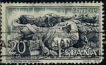 Stamps Spain -  ESPAÑA_SCOTT 2072.04 $0,25