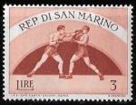 Stamps San Marino -  San Marino-cambio