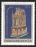 Sellos de Europa - Hungría -  Ataúd de Pascua