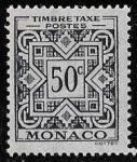 Sellos del Mundo : Europa : Mónaco : Mónaco-cambio