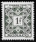 Sellos de Europa - Mónaco -  Mónaco-cambio