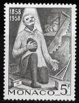 Stamps Monaco -  Mónaco-cambio