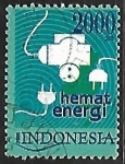 sello : Asia : Indonesia : Energy (Energy conservation)