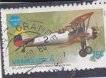 Stamps : America : Venezuela :  59 ANIVERSARIO FUERZAS AEREAS VENEZOLANAS