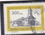 Stamps Argentina -  CAPILLA DE RIO GRANDE