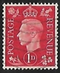 Stamps United Kingdom -  Rei Jorge V