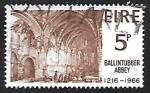 Stamps Ireland -  Ballintubber Abbey