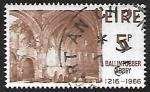 Sellos de Europa - Irlanda -  Ballintubber Abbey