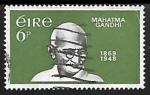Sellos de Europa - Irlanda -  Mahatma Gandhi 1869-1948