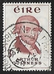 Stamps : Europe : Ireland :  Arthur Guinness