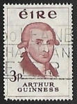 Stamps Ireland -  Arthur Guinness