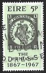 Stamps : Europe : Ireland :  Centenary of Finian Uprising