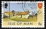 Sellos de Europa - Isla de Man -  Cregneash