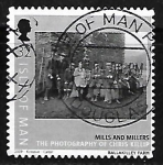 Stamps Isle of Man -  Ballakilley Farm