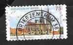 Stamps : Europe : Germany :  2671 - Casco Antiguo de Regensburg, Patrimonio de la Unesco