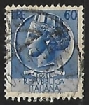 Stamps Europe - Italy -  Coin of Syracuse