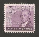 Sellos del Mundo : America : Estados_Unidos : 641 - II Centº del nacimiento de James Monroe, 5º presidente de USA