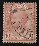 Stamps Italy -  King Victor Emmanuel III