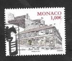 Stamps : Europe : Monaco :  3030 - Antiguos feudos de los Grimaldi