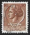 de Europa - Italia -  Coin of Syracuse