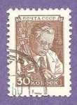 Stamps Russia -  INTERCAMBIO