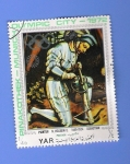 Stamps Yemen -  OLMPIC  CITY  1972