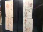 Stamps : Europe : Spain :  Carta prefilatélica