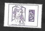 de Europa - Francia -  5020 - Marianne de Ciappa y Kawena