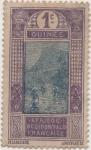 Sellos de Africa - Guinea -  France_Occid Scott Nº 63