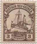 Stamps Papua New Guinea -  Deutsch Y & T Nº 7